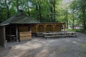 Grillplatz, Barfußpark Egestorf, Freizeitpark Lüneburger Heide
